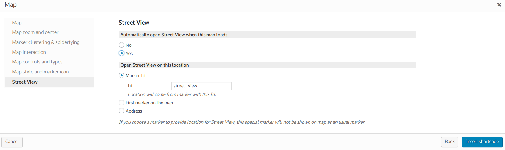 Toolset Maps 1 5 with Azure Maps, Google Street View, and