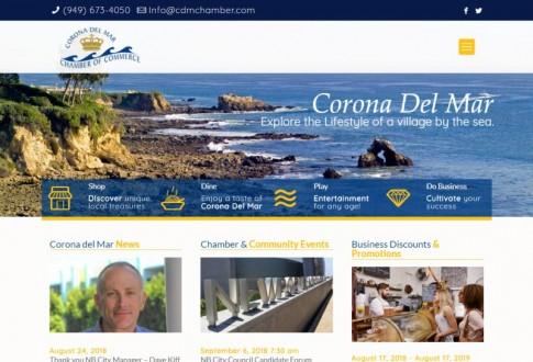 Corona Del Mar Chamber of Commerce