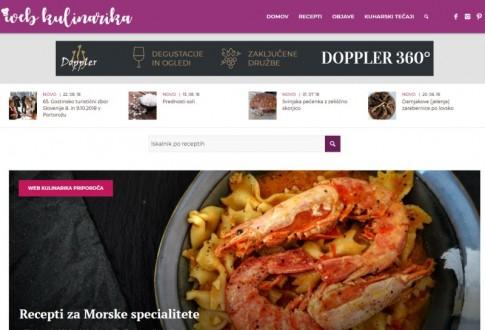 Web Kulinarika