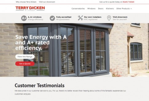 Terry Dicken Windows