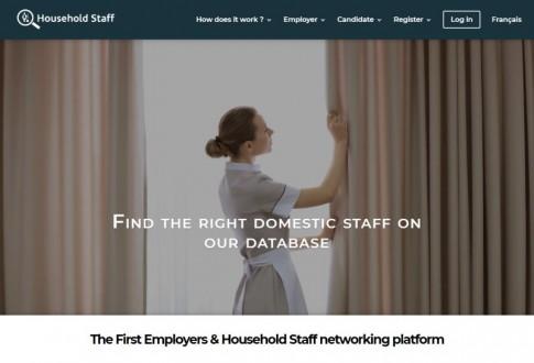 PERSONNEL DE MAISON (job site)