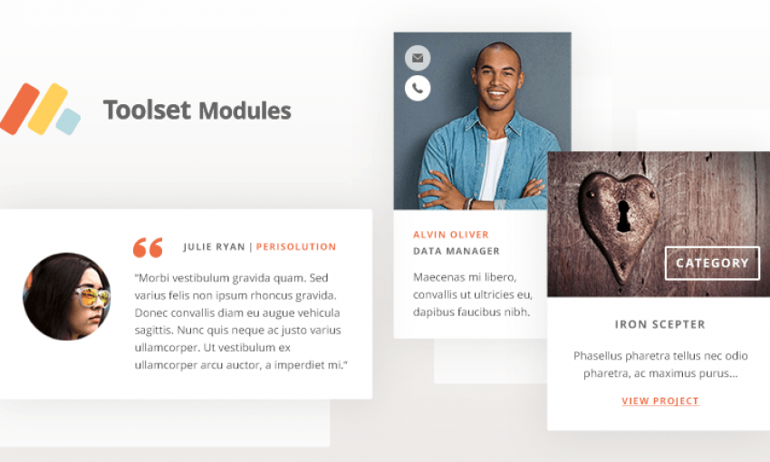 toolset-modules