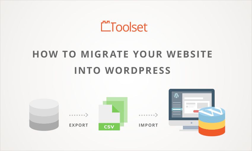 How to migrate your website to WordPress