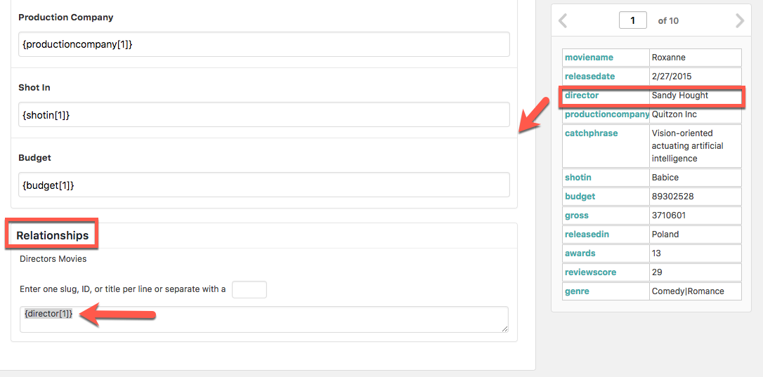 WP All Import's integration with Toolset's Types fields and