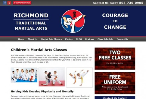 Richmond Traditional Marshall Arts