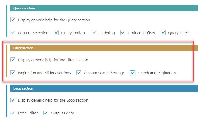 Views Pagination - Split Content into Pages
