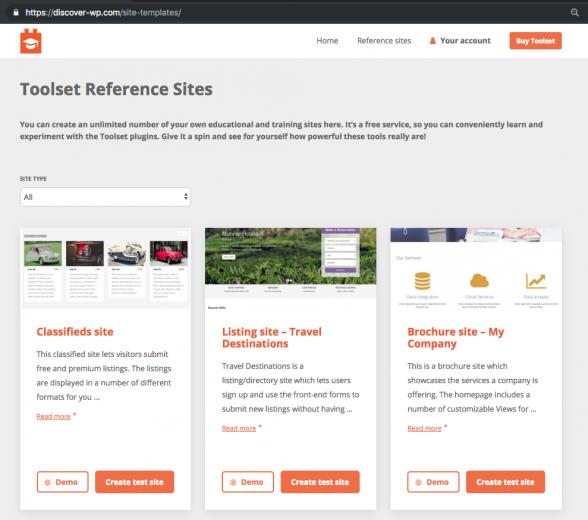 Discover-wp.com - new design