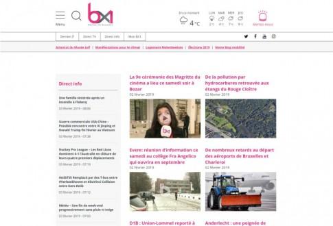 BX1 – Médias de Bruxelles