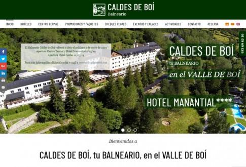 Balneario Caldes de Boí