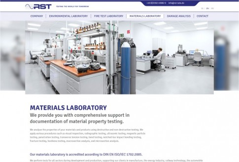 RST LABS