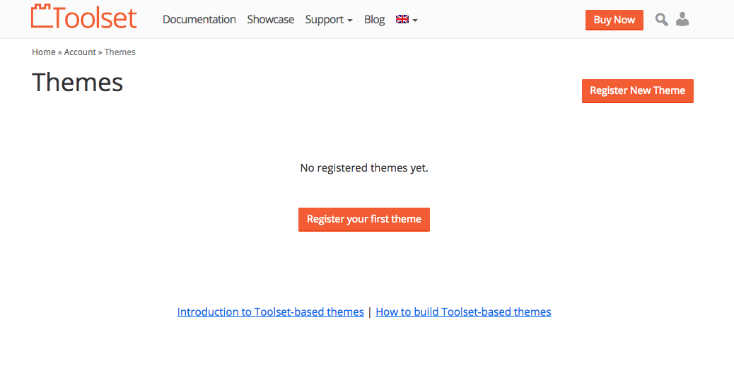 Use the Toolset-based theme system provided by Toolset to create Toolset-based themes ready for sale