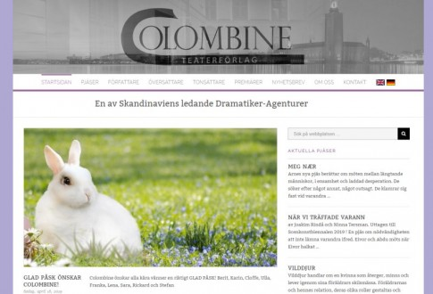 Colombine Teaterförlag