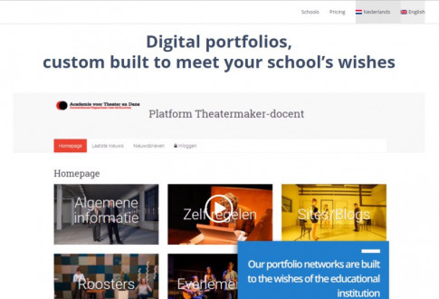 portfolio education