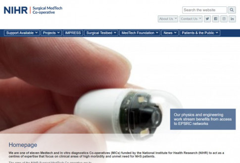 NIHR – Surgical MedTech Co-operative