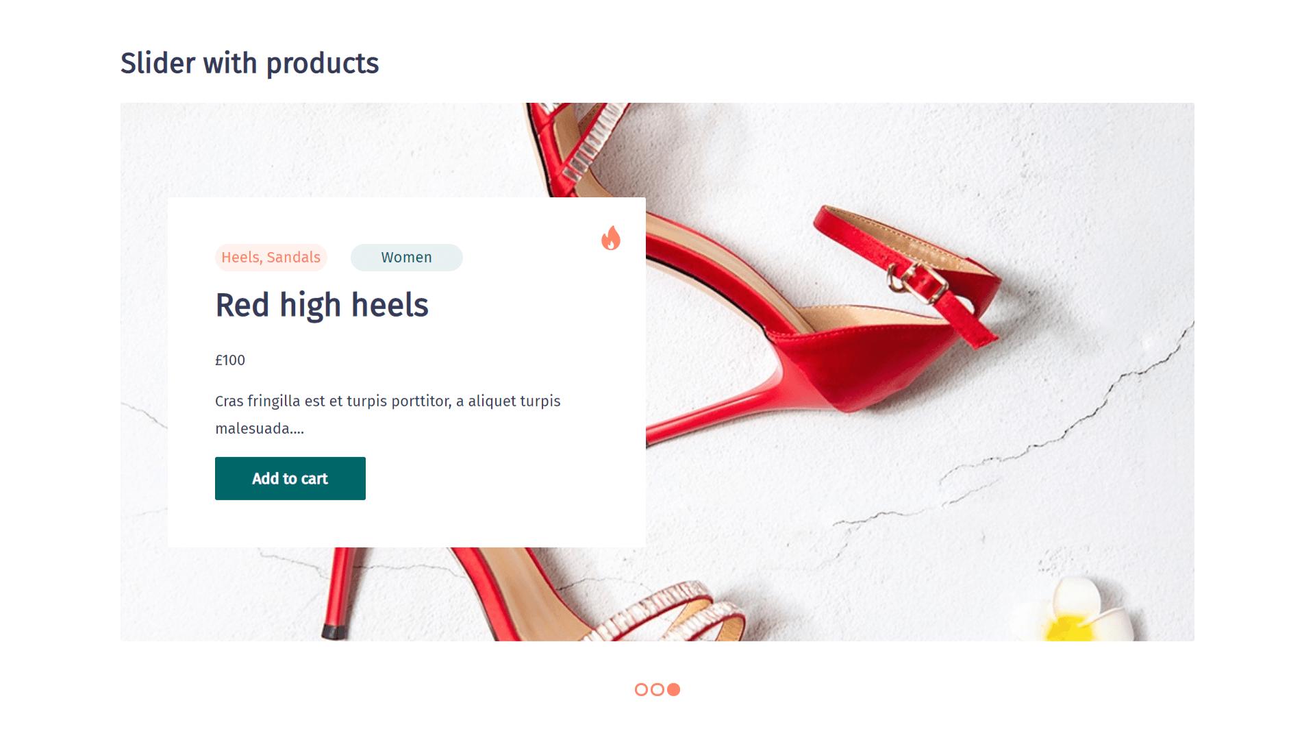 Creating a Custom WooCommerce Product Slider