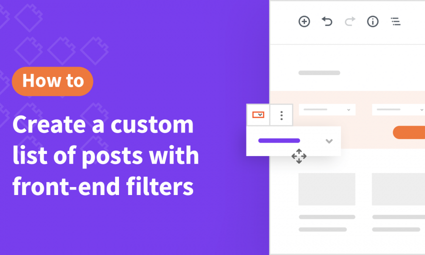 front-end filters